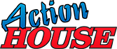 Action house logo